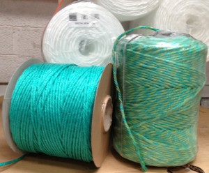 101096 4ply rewound spool and 101091 2ply and 101091 4ply centre feed twine